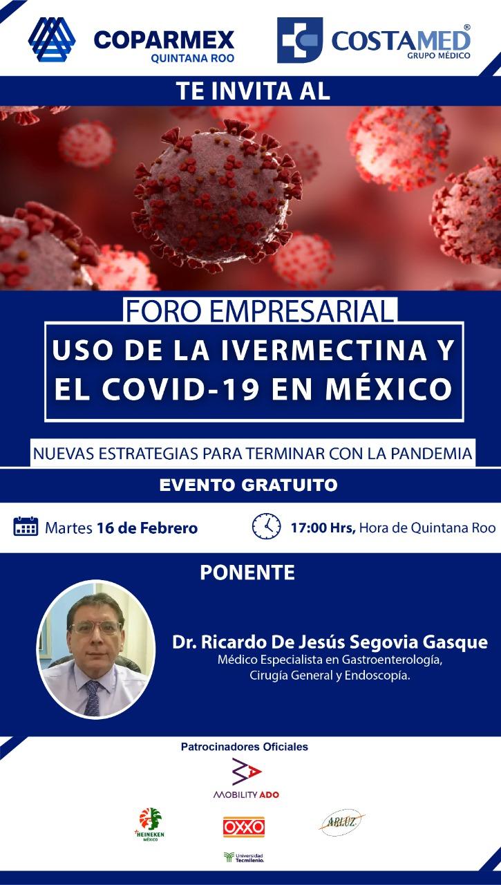 Read more about the article USO DE LA IVERMECTINA Y EL COVID-19 EN MEXICO